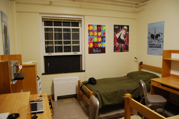 Dorm Life by Daniel Borman licensed under CC BY 2.0