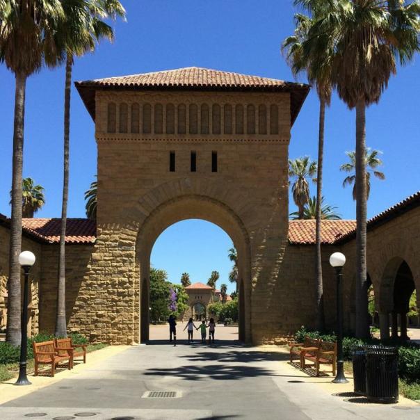 Stanford Campus Visit