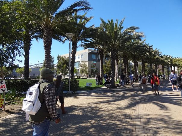 Santa Monica College—SMC by Mrgates licensed by CC BY-SA 3.0 Santa Monica College was among one of the 15 Calif. community colleges that receive initial approval to provide a bachelor's degree program.
