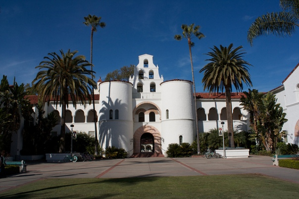 San Diego State University by Jay Galvin licensed under CC BY 2.0 San Diego State University is just one of the many institutions offering Spring campus visit opportunities for prospective students.