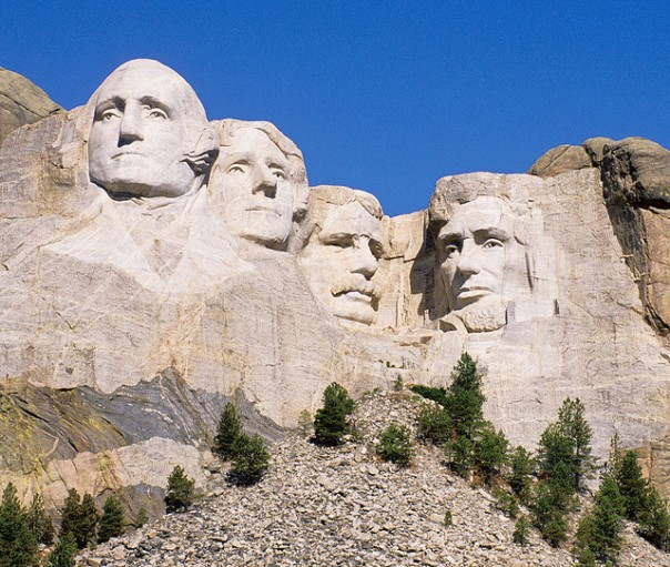 Mt. Rushmore by chascar licensed under CC BY 2.0