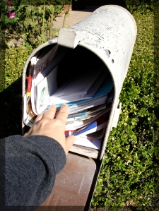 Checking the Mail by Tinyfroglet licensed under CC BY 2.0