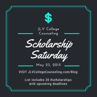 20 college scholarships and contests with upcoming deadlines.