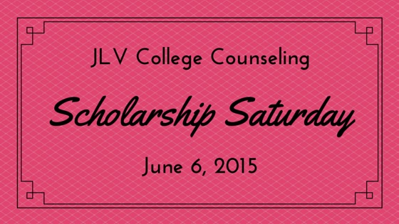 JLV College Counseling Blog | 30 College Scholarships and Contests with Upcoming Deadlines