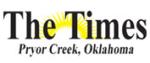 The Times | Pryor Creek, Oklahoma Logo