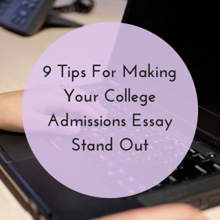 9 Tips For Making Your College | JLV College Counseling Blog