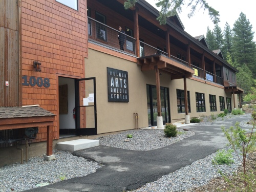 Holman Arts & Media Center at Sierra Nevada College
