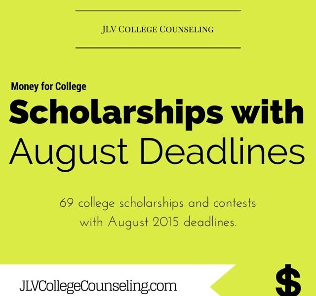 Essay scholarships canada