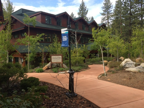 The Tahoe Center for Environmental Sciences at Sierra Nevada College