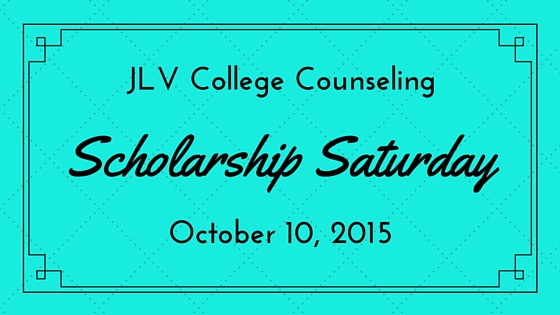 Saturday Saturday - October 10, 2015 | 15 college scholarships and contests with upcoming deadlines.