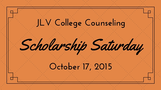 Scholarship Saturday - October 17, 2015 | 16 college scholarships and contests with upcoming deadlines.
