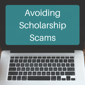 Avoiding Scholarship Scams | JLV College Counseling Blog