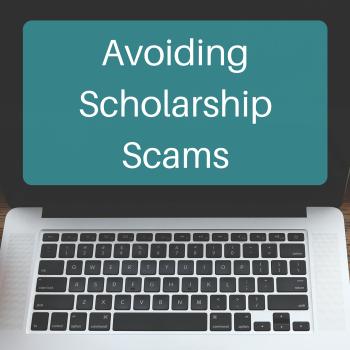 Avoiding Scholarship Scams   JLV College Counseling Blog
