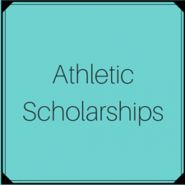 Scholarships for student athletes