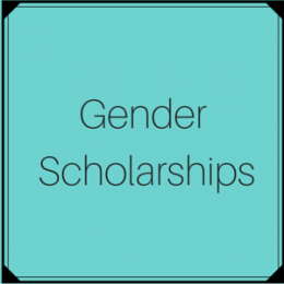 Gender Scholarships