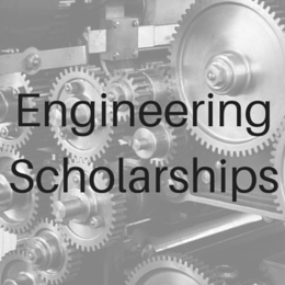 Scholarships for students studying Engineering.