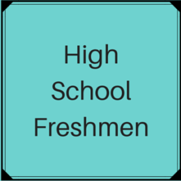 Scholarships for High School Freshmen