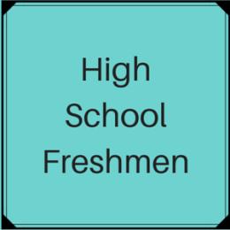 Scholarships for High School Freshmen