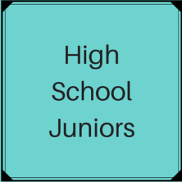 Scholarships for High School Juniors