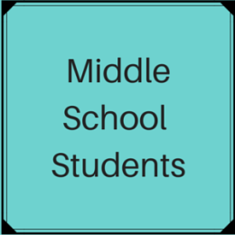Scholarships for Middle School Students