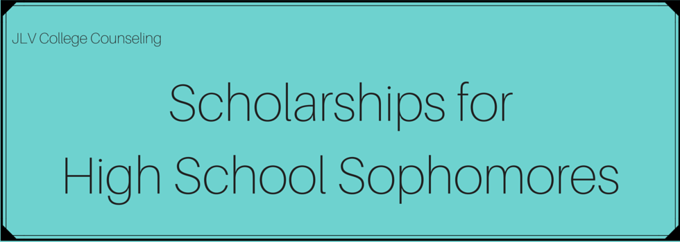 Scholarships for High School Students