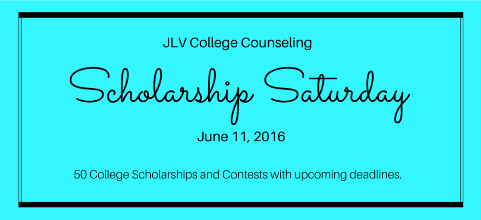 Essay contest scholarships 2016