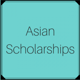 Scholarships for Asian and Pacific Islander students
