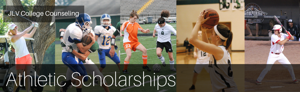 Athletic Scholarships | JLV College Counseling