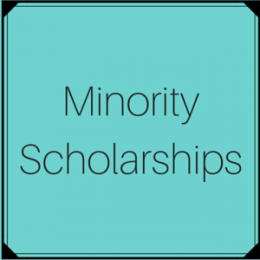 Scholarships open to students of specific ethnicities, nationalities or ancestries