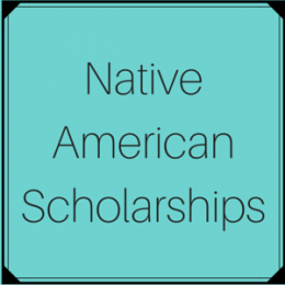 Scholarships for Native American students