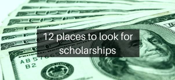 12 places to look for scholarships | JLV College Counseling Blog