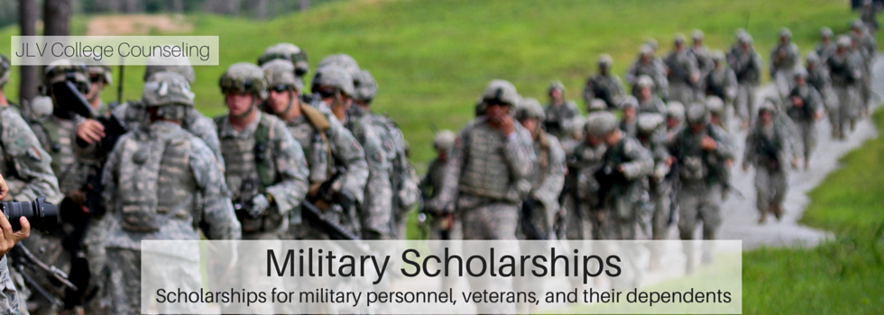 Military Scholarships | JLV College Counseling