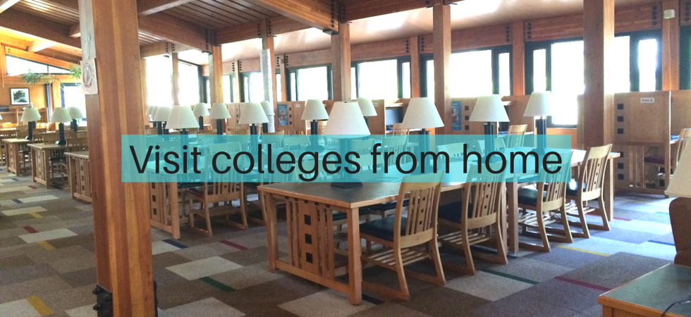 Visit colleges from home | JLV College Counseling