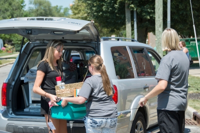 College Move In | JLV College Counseling Blog
