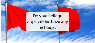 Do your college applications have any red flags? | JLV College Counseling Blog