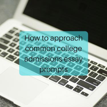 common college essay topics