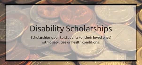 Disability Scholarships | JLV College Counseling