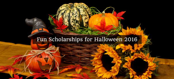 Fun Scholarships for Halloween 2016 | JLV College Counseling Blog