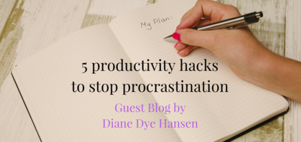 5-productivity-hacks-to-stop-procrastination-blog