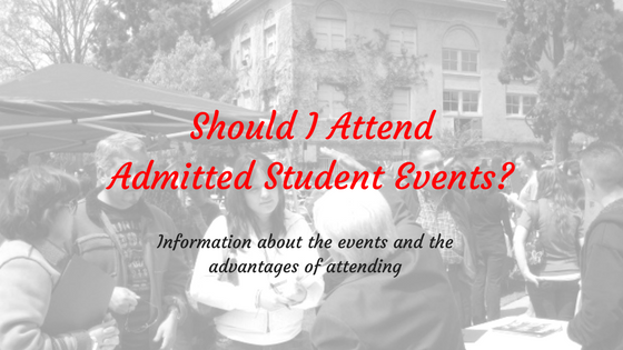 Should I Attend Admitted Student Events? | JLV College Counseling BLog