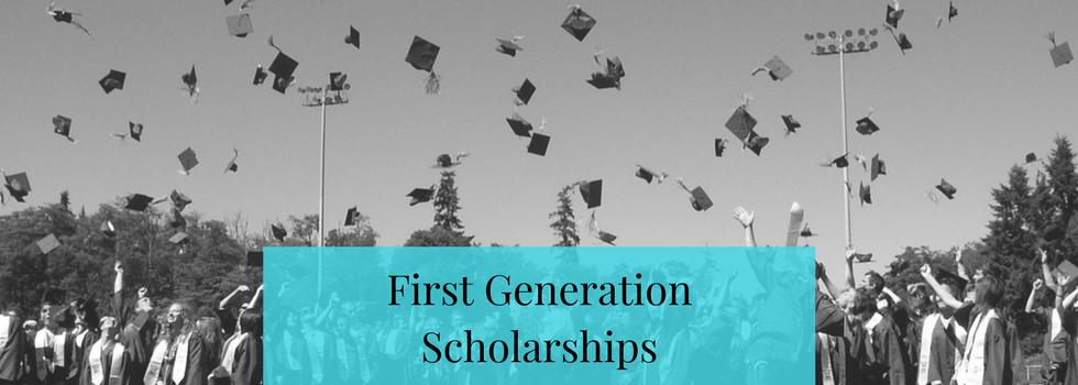 first generation college essay