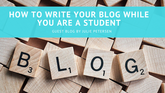How to Write Your Blog While You Are a Student | JLV College