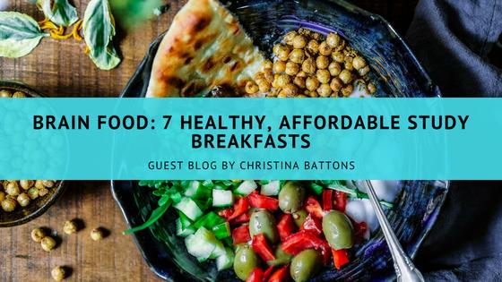 Brain Food 7 Healthy Affordable Study Breakfasts Jlv College