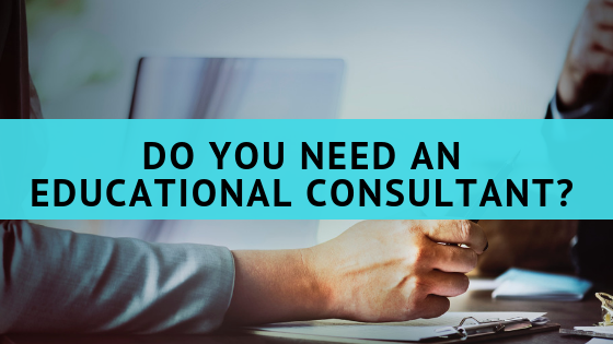 Do You Need An Educational Consultant Jlv College Counseling